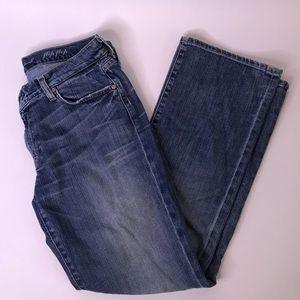 7 For All Mankind Flip Flop Distressed Jeans, 31